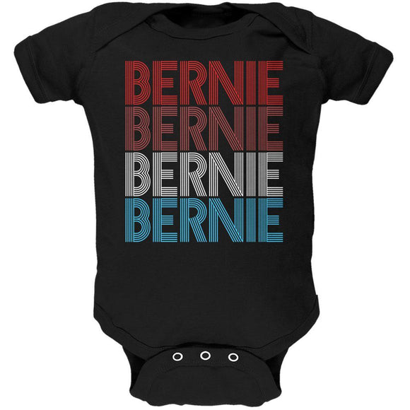 Election 2020 Bernie Sanders Vintage Style USA Soft Baby One Piece