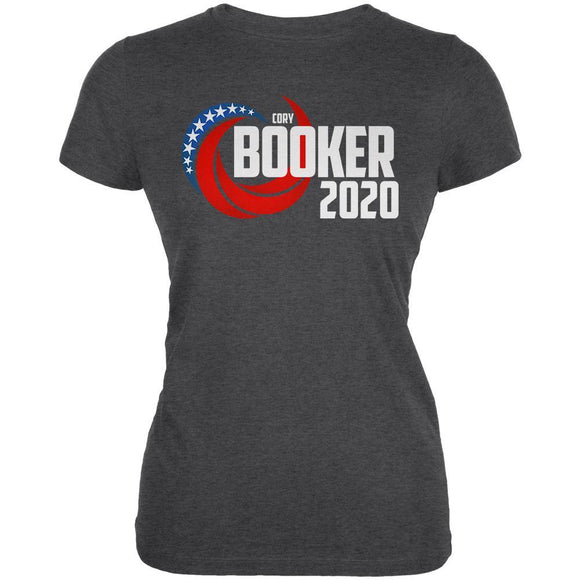 Election 2020 Cory Booker for President Juniors Soft T Shirt