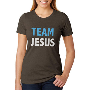 Team Jesus Juniors Soft Heather T Shirt