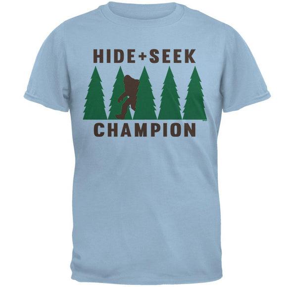 Hide and Seek Champion Mens T Shirt
