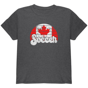 World Cup Canada Football Soccer Youth T Shirt