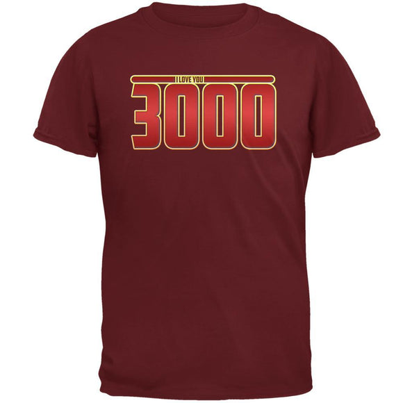 I Love You 3000 Mens T Shirt