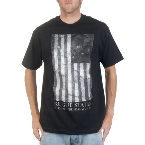 DTA Posse - Flag Distressed T-Shirt