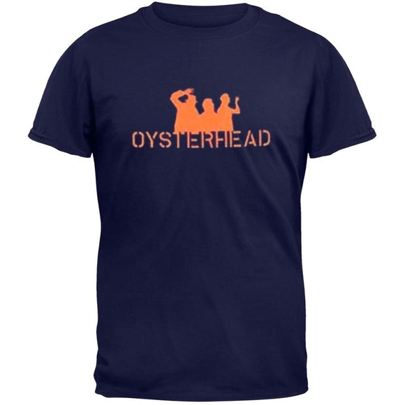 Oysterhead - Silhouette Adult T-Shirt