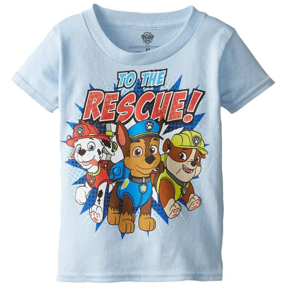 Paw Patrol - To the Rescue Toddler T-Shirt