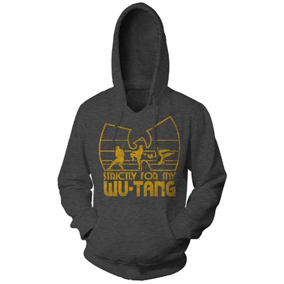 Wu-Tang Clan - Strictly For My Wu-Tang Adult Pullover Hoodie