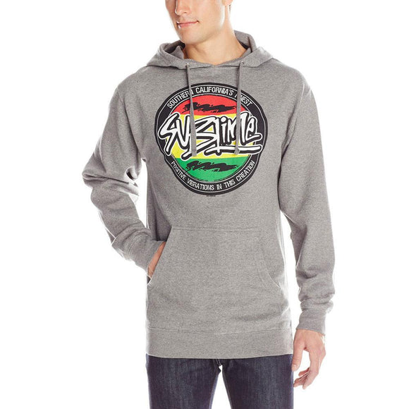 Sublime - Positive Vibrations Adult Pullover Hoodie