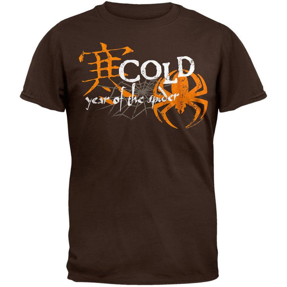 Cold - Year of the Spider T-Shirt