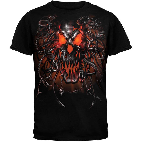 Metal Medusa T-Shirt