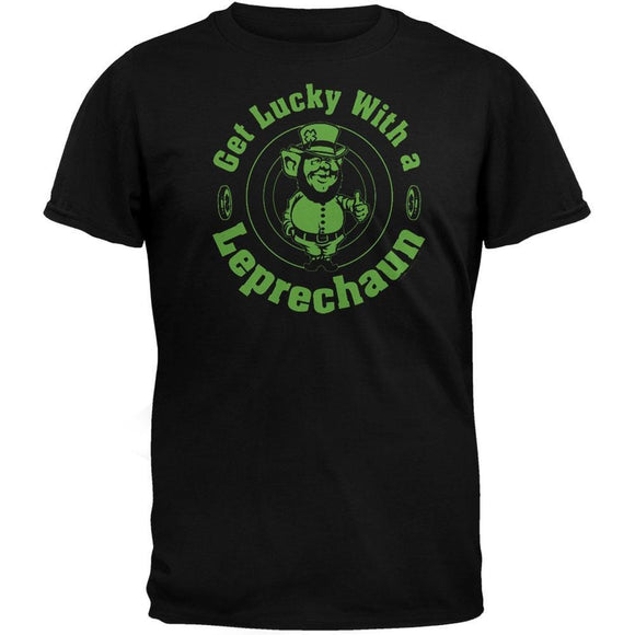 Get Lucky With A Leprechaun T-Shirt
