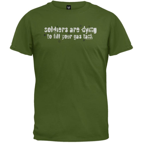 Soldiers Are Dying T-Shirt