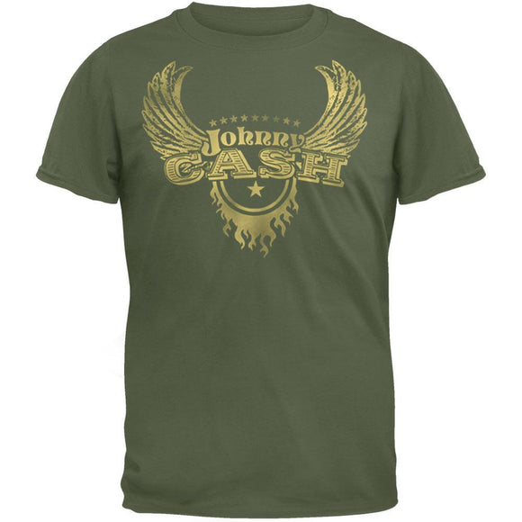 Johnny Cash - Flight T-Shirt