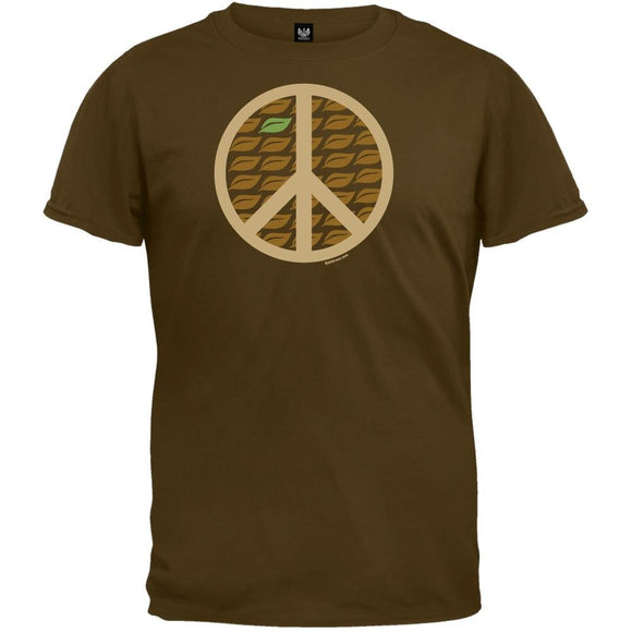 Peace Sign Organic T-Shirt