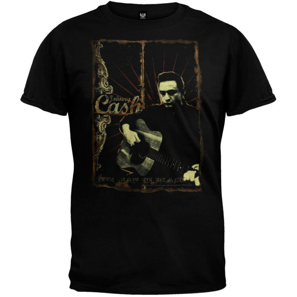 Johnny Cash - Acoustic T-Shirt
