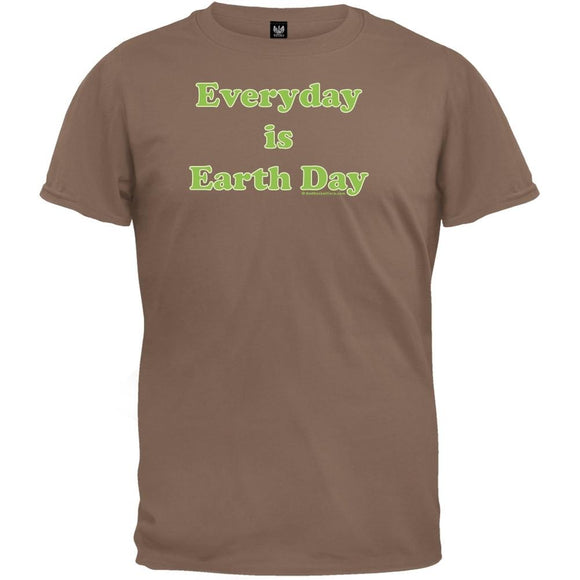 Earth Day - Everyday Is Earth Day Organic T-Shirt
