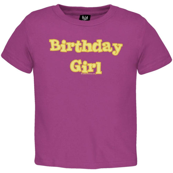 Birthday Girl Toddler T-Shirt