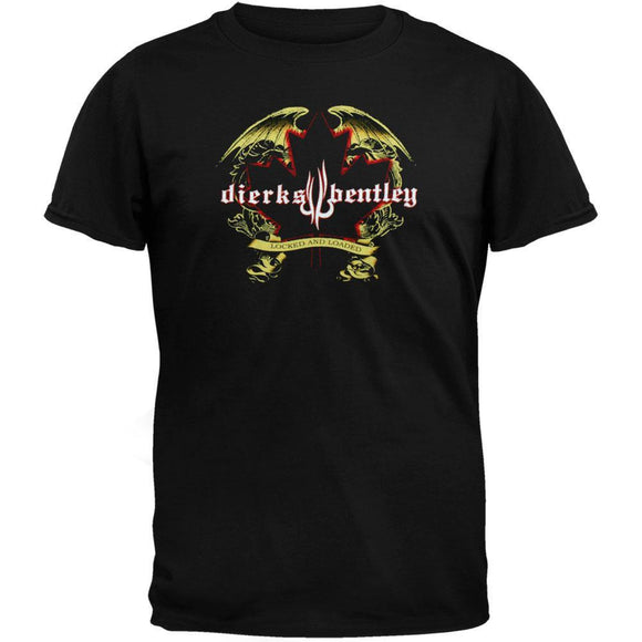 Dierks Bentley - Maple Leaf 07 Tour T-Shirt