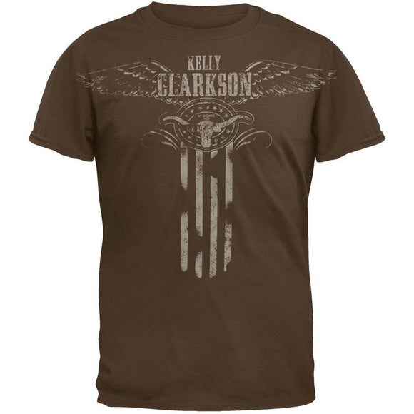 Kelly Clarkson - Winged Soft T-Shirt