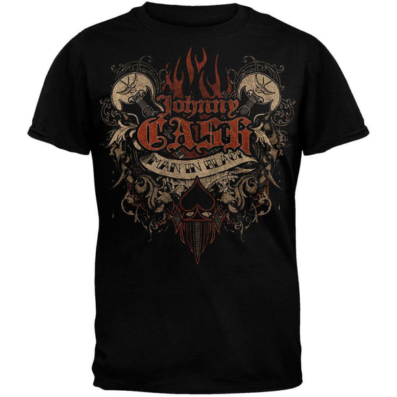 Johnny Cash - Man In Black T-Shirt