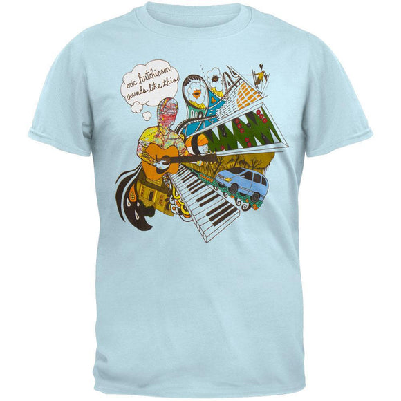 Eric Hutchinson - Album Cover Soft T-Shirt