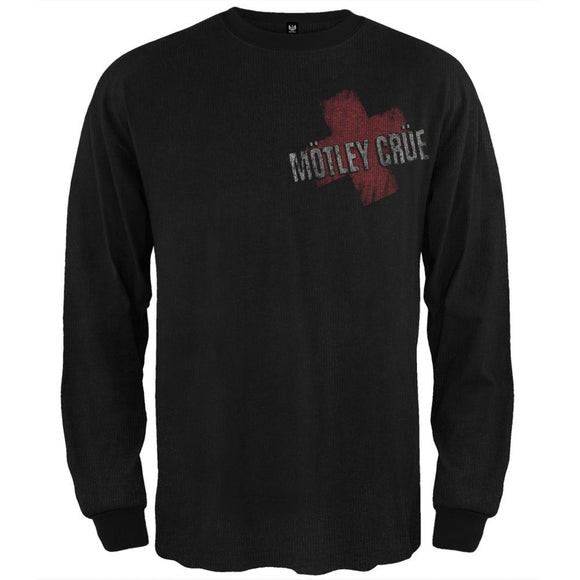 Motley Crue - Red Cross Thermal