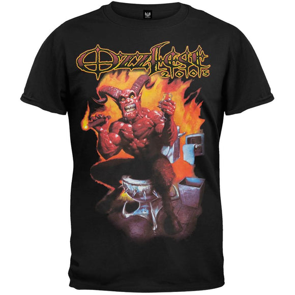 Ozzy Osbourne - Toilet Demon T-Shirt