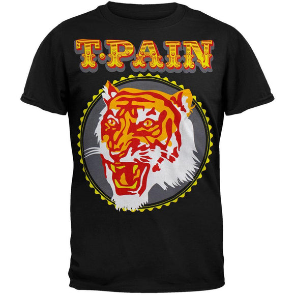 T-Pain - Tiger T-Shirt