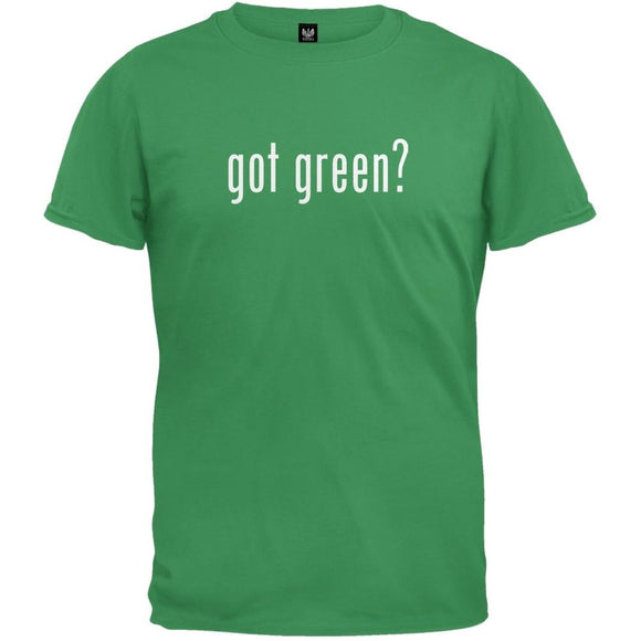 Earth Day - Got Green? T-Shirt