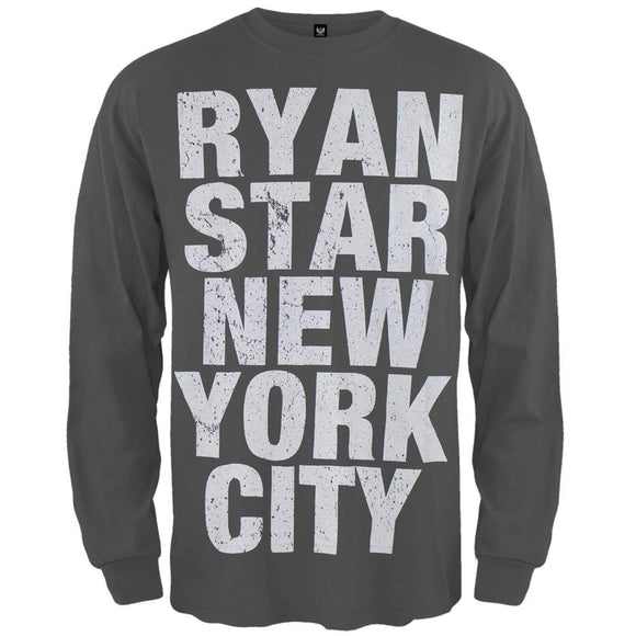 Ryan Star - NYC Long Sleeve T-Shirt