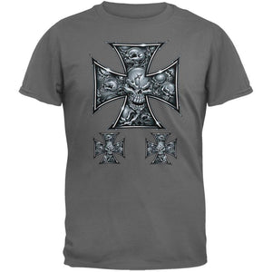 Lethal Threat - Iron Cross T-Shirt