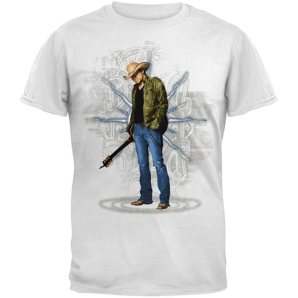Jason Aldean - Ripped Jeans 2010 Tour T-Shirt