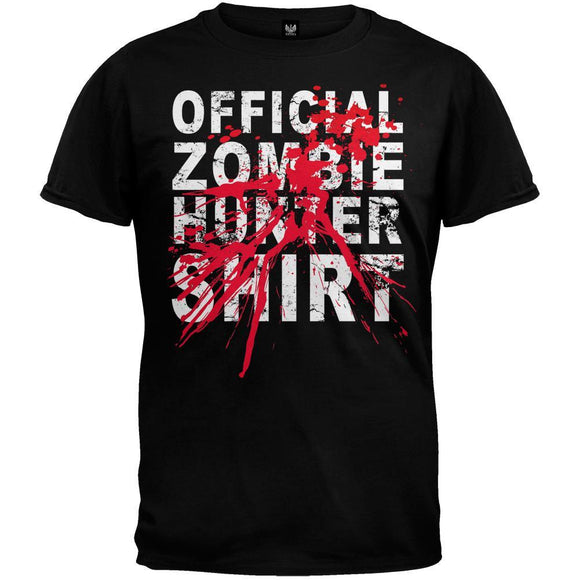 Official Zombie Hunter T-Shirt