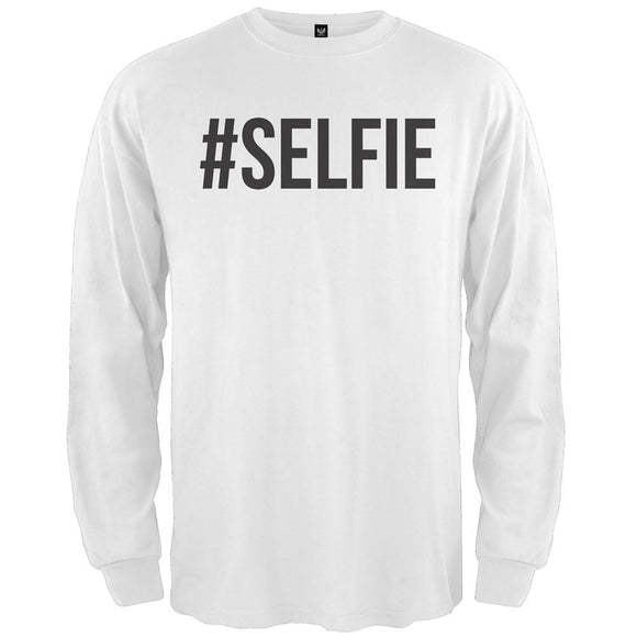 #SELFIE Long Sleeve T-Shirt