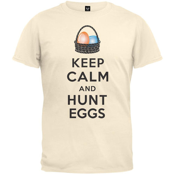 Keep Calm and Hunt Eggs T-Shirt