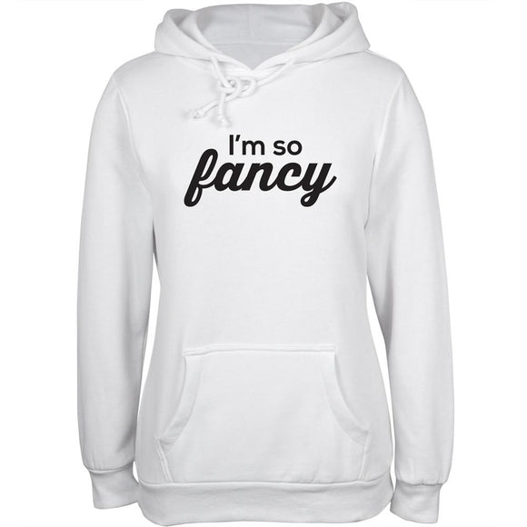 I'm So Fancy Juniors Hoodie