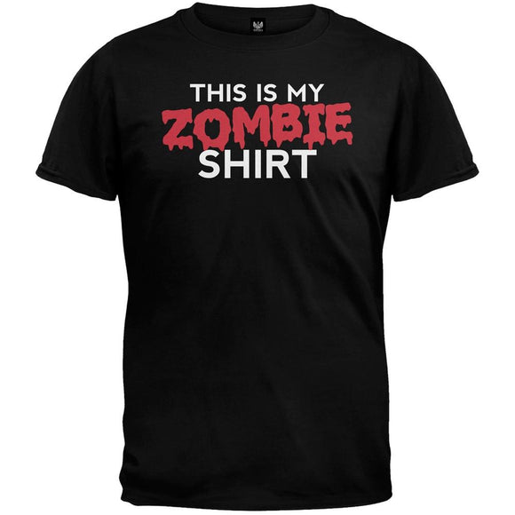 This Is My Zombie T-Shirt