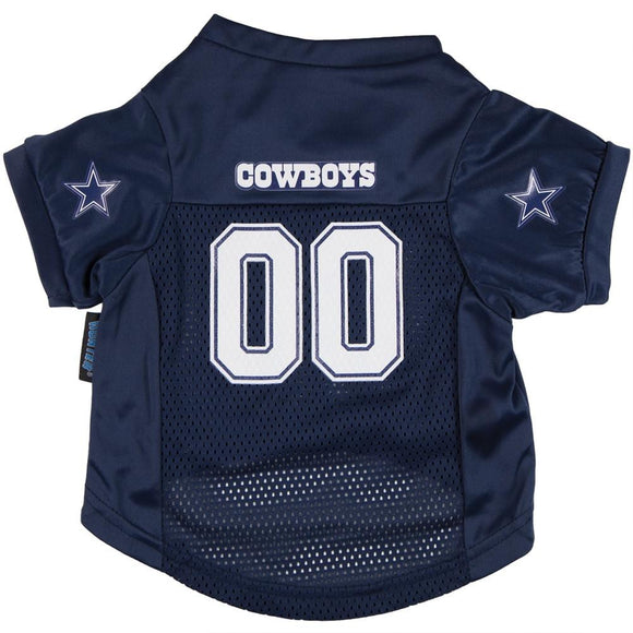 Dallas Cowboys - Team Colors Dog Jersey