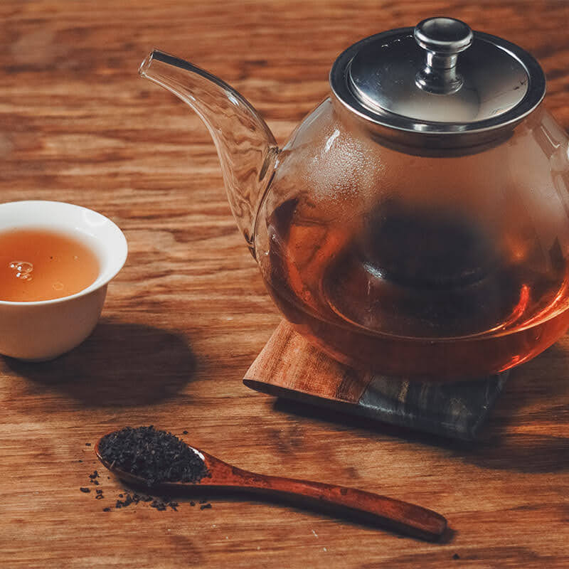 China has been drinking and producing tea for thousands of years. During the Han Dynasty, tea leaves were first used for medical practices and eaten as a vegetable.