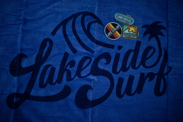 Lakeside Surf Towel