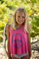 Girls Super Soft Tank