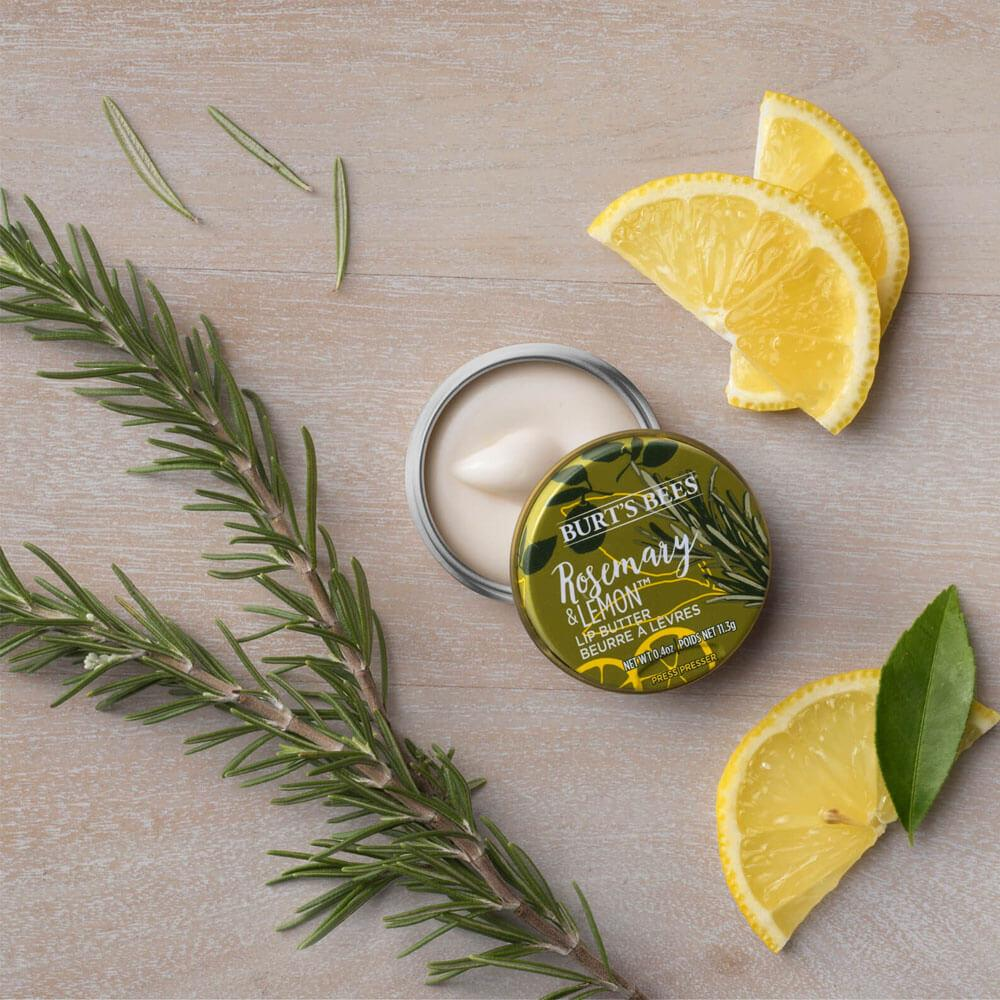 Burts Bees Rosemary And Lemon Lip Butter Image 1