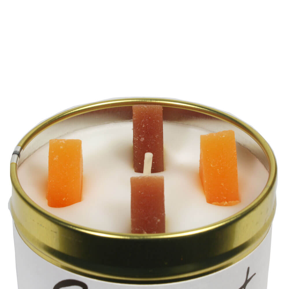 """Autumn and Winter Candle   """"Coconut Grove"""""""