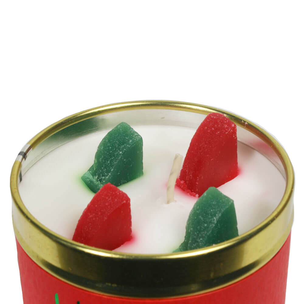 """Autumn and Winter Candle   """"Holly Hill"""""""