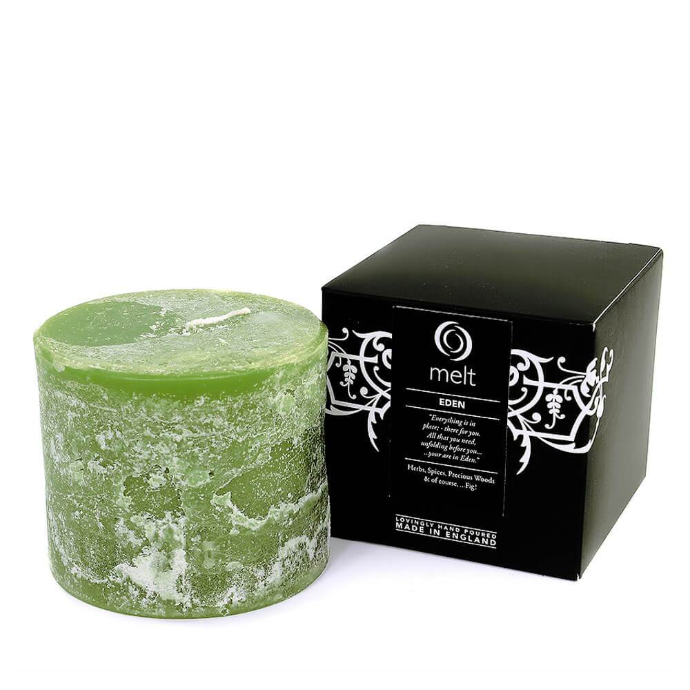 Autumn and Winter Candle   Eden