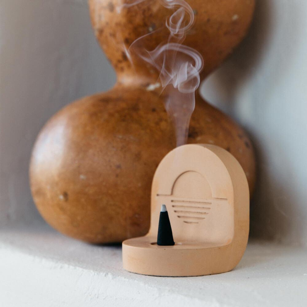 P.F. Candle Co. Golden Hour Sunset Incense Cones Image 1