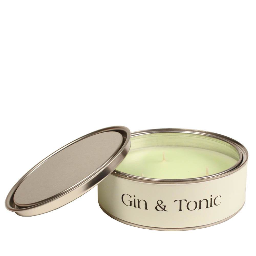 """Autumn and Winter Candle   """"Gin And Tonic"""""""