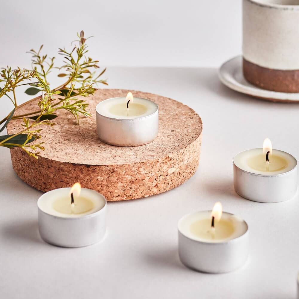 Autumn and Winter Candle   Embers