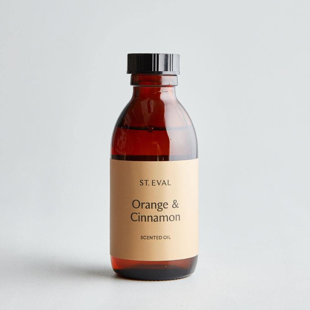 ST. Eval Orange And Cinnamon Reed Diffuser Refill Image 1