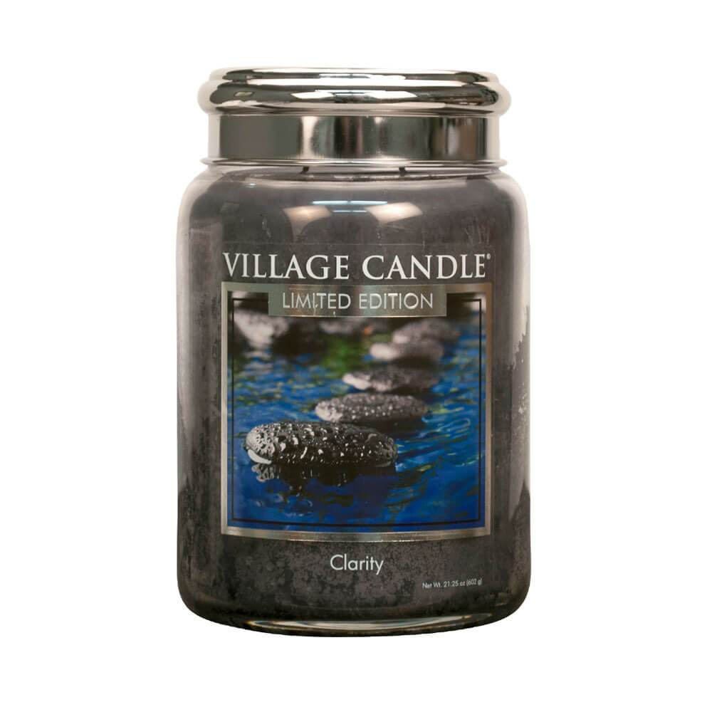 Autumn and Winter Candle   Clarity