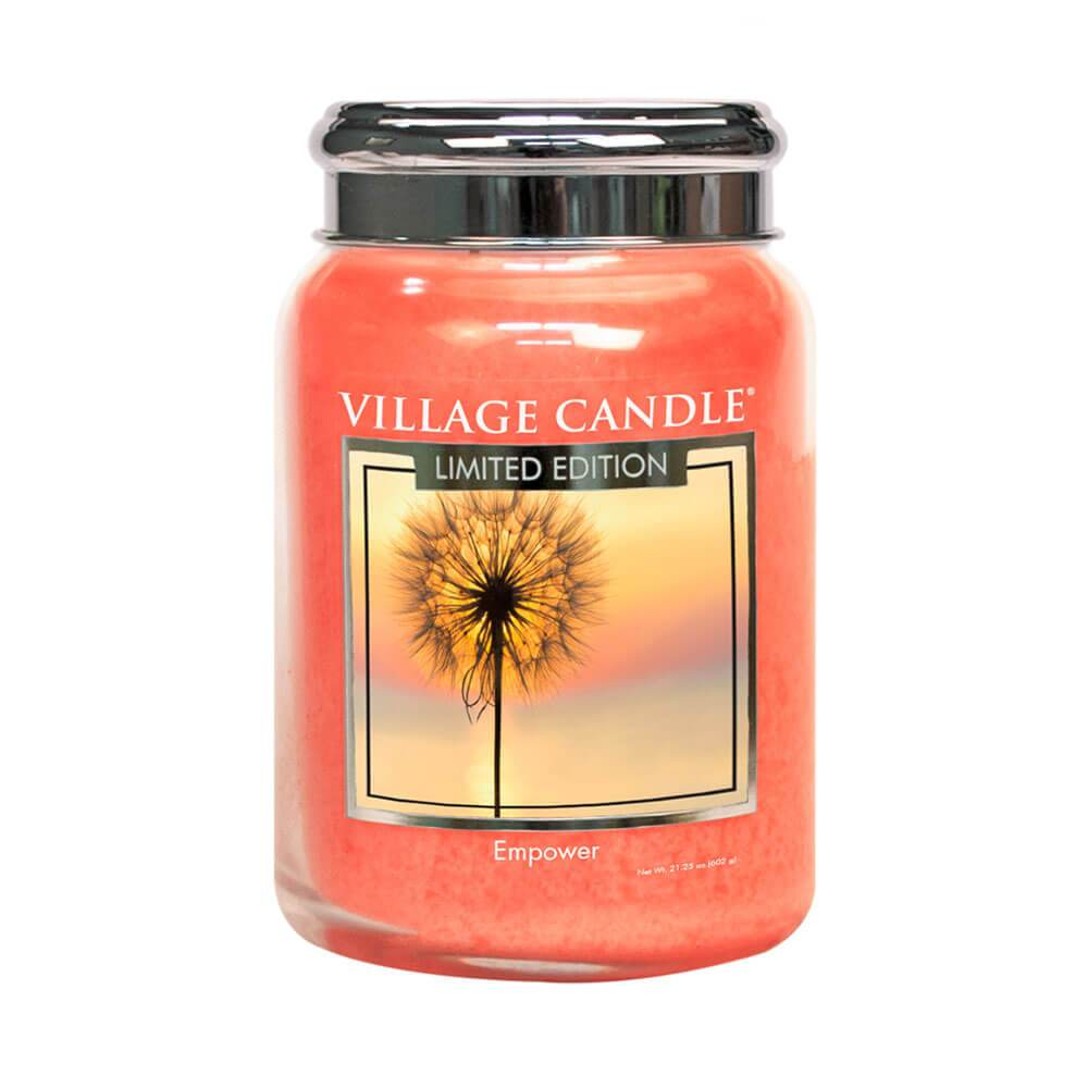 Autumn and Winter Candle   Empower